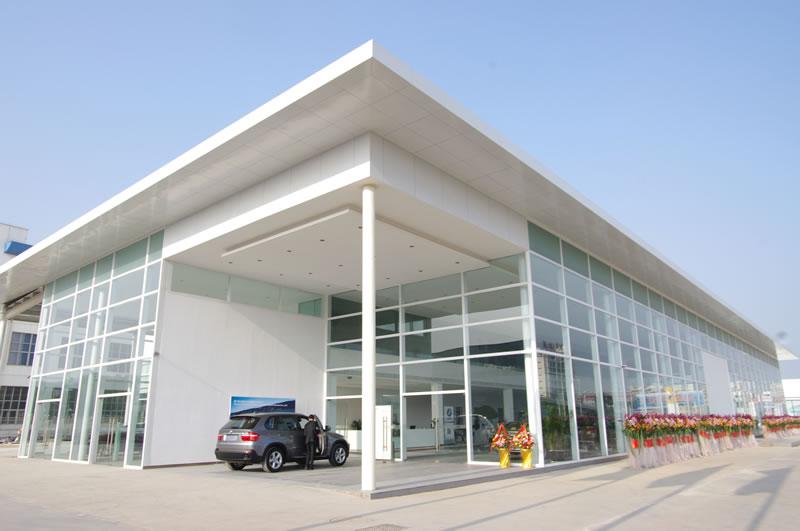 厦门第二家宝马4s店落户机场 信达宝马正式开业 太平洋汽车网