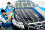 车漆自修复技术